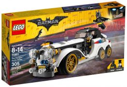 LEGO The Batman Movie 70911 La limo arctique du Pingouin