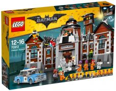 LEGO The Batman Movie 70912 - L'asile d'Arkham pas cher