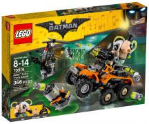 LEGO The Batman Movie 70914 L'attaque du camion toxique de Bane