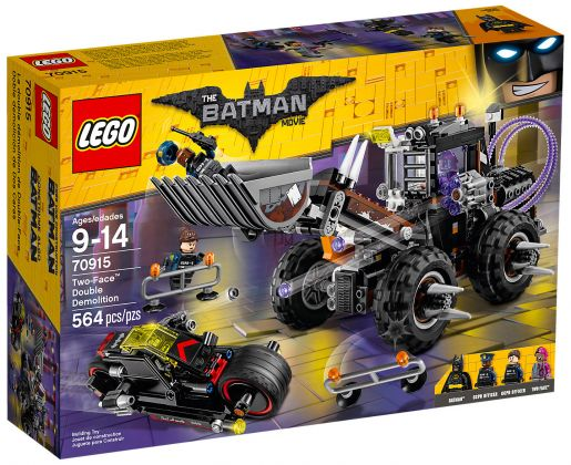 LEGO The Batman Movie 70915 La fuite de Double-Face