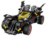 LEGO The Batman Movie 70917 La Batmobile suprême