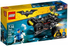 LEGO The Batman Movie 70918 Le Bat-Buggy