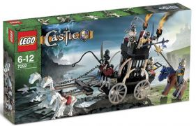 LEGO Castle 7092 Skeletons' Prison Carriage