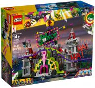 LEGO The Batman Movie 70922 Le manoir du Joker