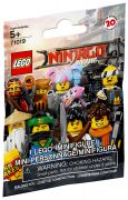 LEGO Minifigures 71019 - The LEGO Ninjago Movie pas cher