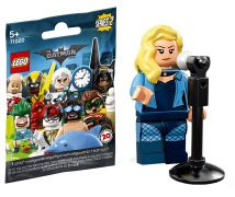 LEGO Minifigures 71020-19 Batman Movie Série 2 - Black Canary