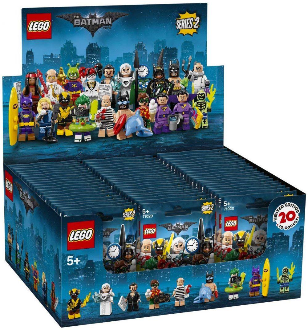 -Vacation Joker Lego Batman Movie Series 2 Minifigures 71020