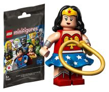 LEGO Minifigures 71026-02 Série DC - Wonder Woman