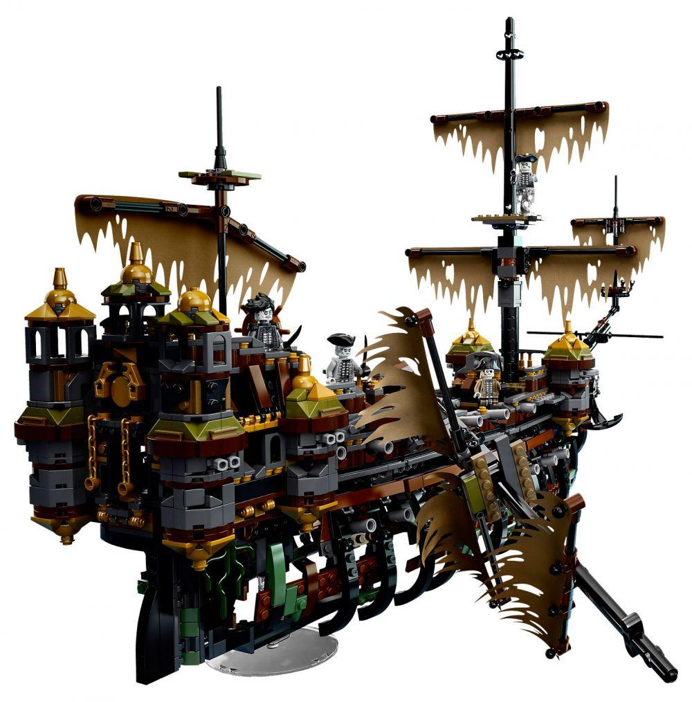 Lego Disney 71042 Pas Cher Silent Mary Pirates Des Cara 239 Bes