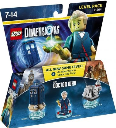 LEGO Dimensions 71204 Pack Aventure : Doctor Who