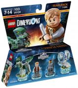 LEGO Dimensions 71205 Pack Equipe : Jurassic World