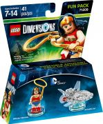 LEGO Dimensions 71209 - Pack Héros : Wonder Woman pas cher