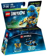 LEGO Dimensions 71215 - Pack Héros : Jay pas cher