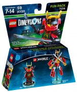 LEGO Dimensions 71216 - Pack Héros : Nya pas cher