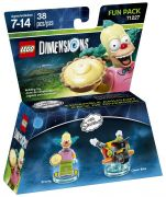 LEGO Dimensions 71227 Pack Héros : Krusty the Clown