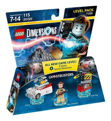 LEGO Dimensions 71228 Pack Aventure : Ghostbusters