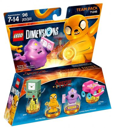 LEGO Dimensions 71246 Adventure Time