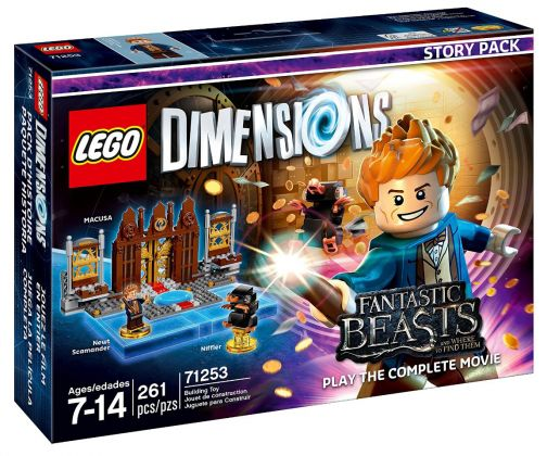 LEGO Dimensions 71253 Fantastic Beasts and Where to Find Them