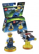 LEGO Dimensions 71266 - Chase McCain City Undercover pas cher
