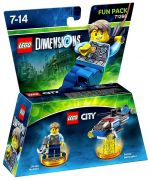 LEGO Dimensions 71266 Pack Héros Chase McCain LEGO City Undercover