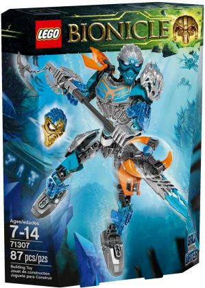 LEGO Bionicle 71307 Gali - Unificateur de l'Eau