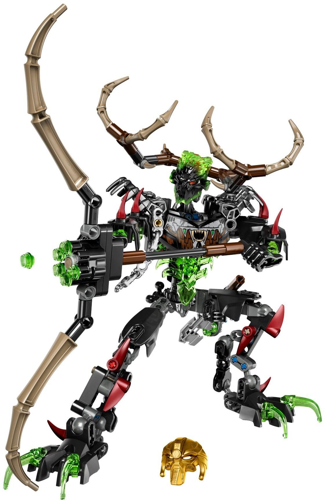 lego bionicle 71310 pas cher umarak le chasseur. Black Bedroom Furniture Sets. Home Design Ideas