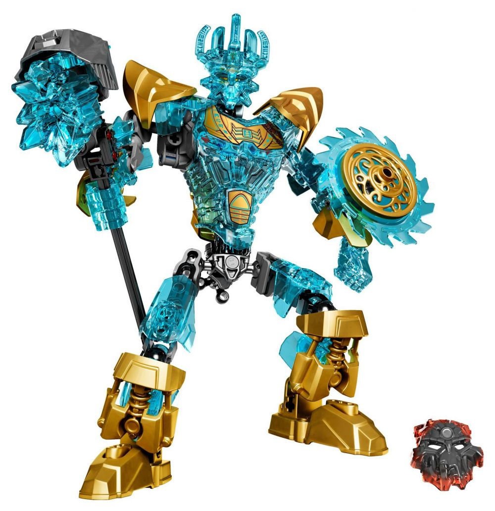 qualité de la marque style de la mode de 2019 meilleure valeur LEGO Bionicle 71312 pas cher, Ekimu le Créateur de masques