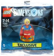 LEGO Dimensions 71340 - Supergirl pas cher