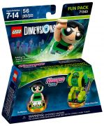 LEGO Dimensions 71343 Pack Héros Les Supers Nanas