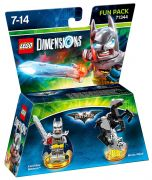 LEGO Dimensions 71344 Pack Héros Excalibur Batman