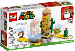LEGO Super Mario 71363 Désert de Pokey - Ensemble d'extension