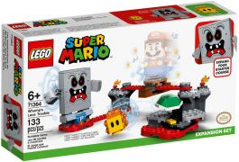 LEGO Super Mario 71364 La forteresse de lave de Whomp - Ensemble d'extension
