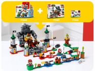 LEGO Super Mario 71366 Barrage de Bill Bourrins - Ensemble d'extension