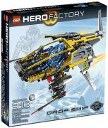 LEGO Hero Factory 7160 Drop Ship