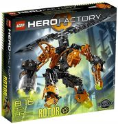 LEGO Hero Factory 7162 - Rotor pas cher