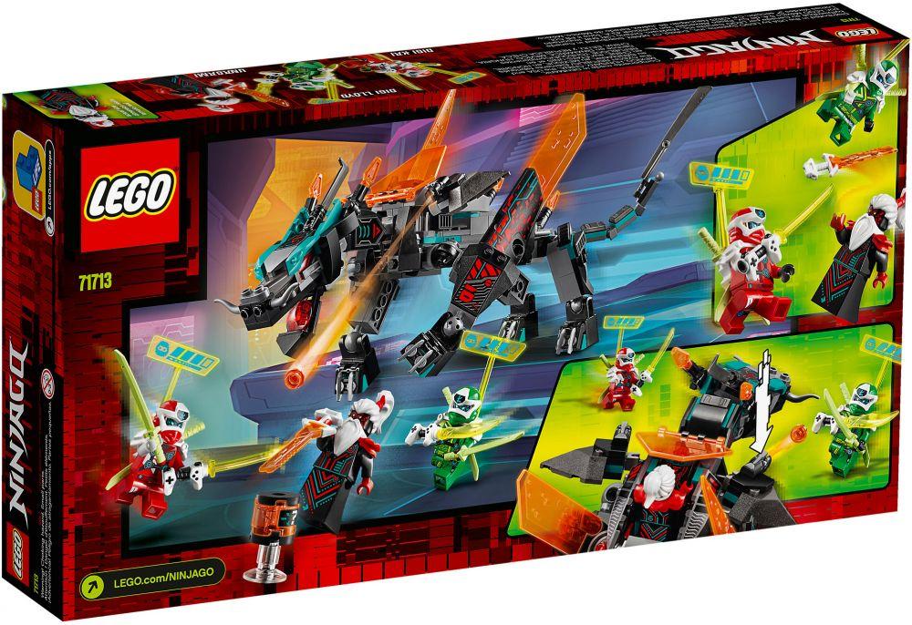 LEGO Ninjago 71713 pas cher, Le dragon de l'Empire