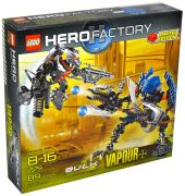 LEGO Hero Factory 7179 Bulk and Vapour