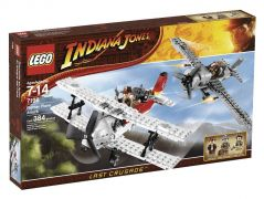 LEGO Indiana Jones 7198 Poursuite en avion