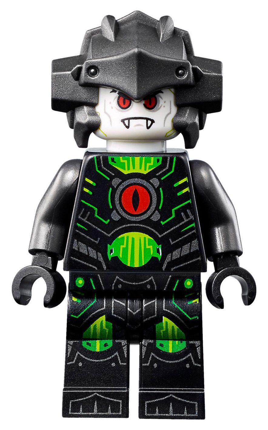 Knights 72003 Pas Bombardier Lego CherLe Nexo Berserker IWD29YEHe