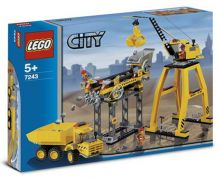 LEGO City 7243 Le chantier