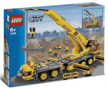 LEGO City 7249 La grue mobile XXL