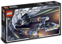 LEGO Star Wars 7262 TIE Fighter & Y-wing