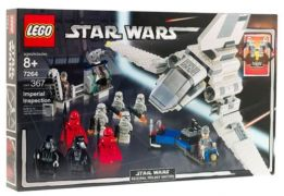 LEGO Star Wars 7264 Imperial Inspection