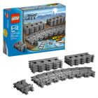 LEGO City 7499 Rails flexibles et droits