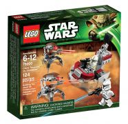 LEGO Star Wars 75000 - Clone Troopers vs. Droidekas pas cher
