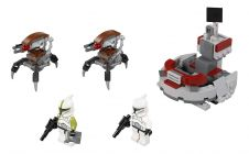 LEGO Star Wars 75000 Clone Troopers vs. Droidekas