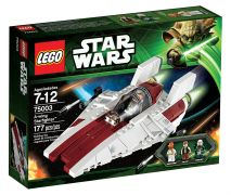 LEGO Star Wars 75003 - A-wing Starfighter pas cher