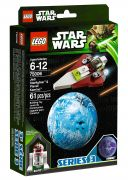 LEGO Star Wars 75006 Jedi Starfighter & Kamino