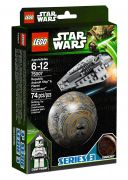 LEGO Star Wars 75007 Republic Assault Ship & Coruscant