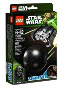 LEGO Star Wars 75008 - TIE Bomber & Asteroid Field pas cher